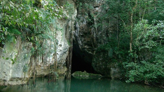barton creek cave belize
