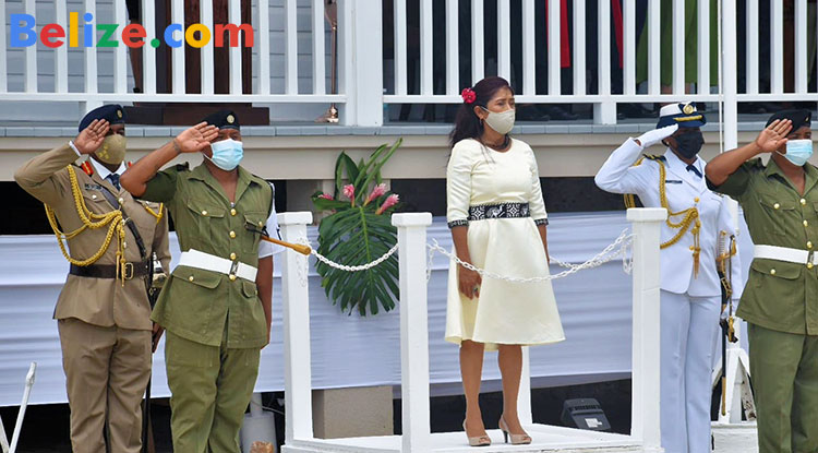 Froyla Tzalam Is New Governor General Of Belize
